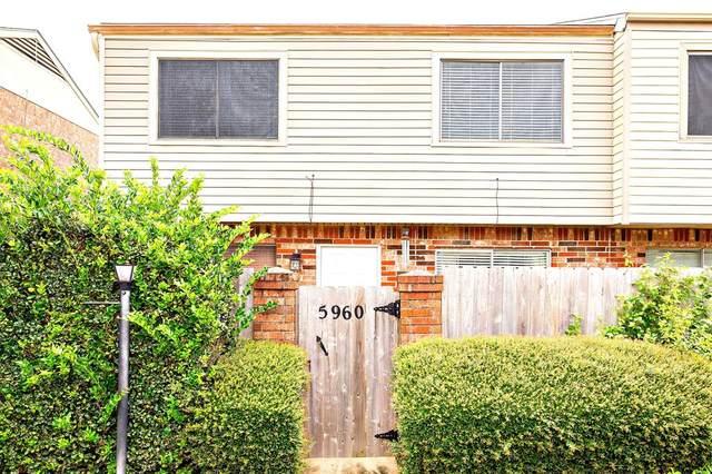 5960 Fairmeadow Street, Beaumont, TX 77707 (MLS #30036984) :: The Freund Group