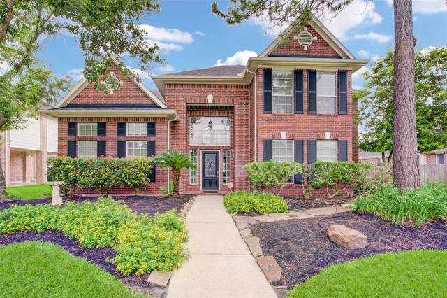 14003 Falcon Heights Drive, Cypress, TX 77429 (MLS #30037612) :: The SOLD by George Team