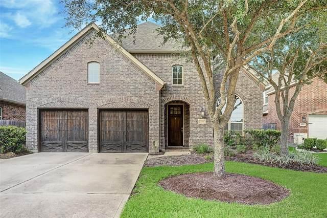 21006 Barrett Woods Drive, Richmond, TX 77407 (MLS #3004259) :: The Wendy Sherman Team