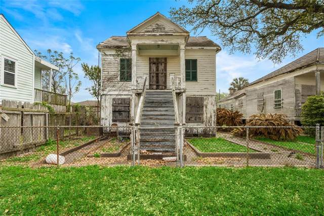 1716 22nd Street, Galveston, TX 77550 (MLS #30055123) :: The Sansone Group