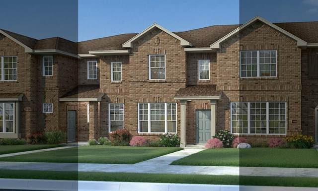 12686 Beatrice Terrace Drive #20, Humble, TX 77346 (MLS #30063442) :: Texas Home Shop Realty