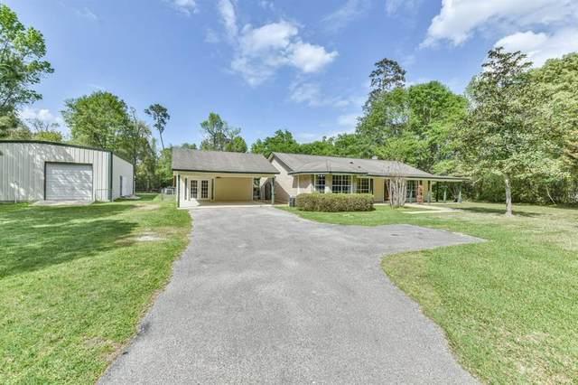 9910 Caddo Trail, Magnolia, TX 77354 (MLS #30066428) :: The Home Branch