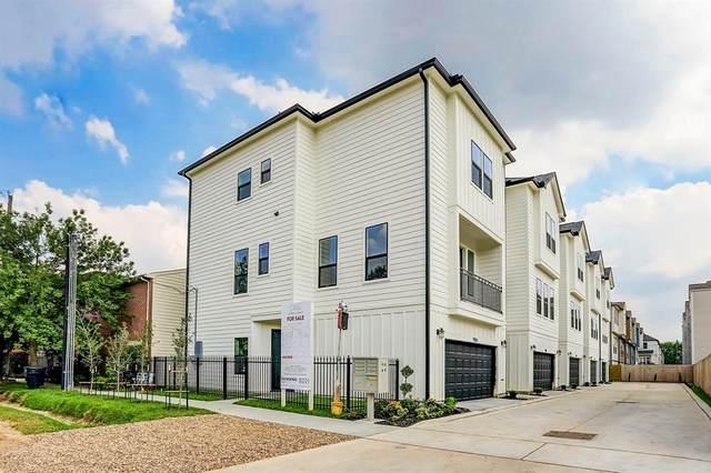 918 A W 25th Street, Houston, TX 77008 (MLS #30071197) :: Green Residential
