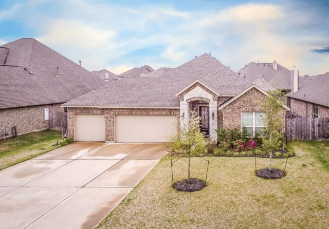 1320 Elkins Hollow Lane, League City, TX 77573 (MLS #30093353) :: The Bly Team