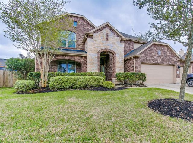 3501 Blue Spruce Trail, Pearland, TX 77581 (MLS #3009374) :: Giorgi Real Estate Group