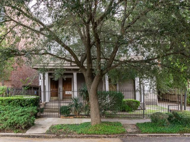 211 Drew Street Street, Houston, TX 77006 (MLS #30096900) :: Texas Home Shop Realty