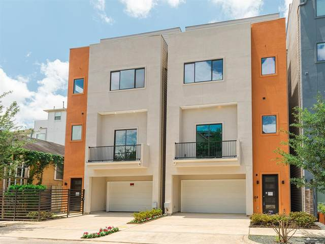 1904 Crocker Street, Houston, TX 77006 (MLS #30099508) :: The Freund Group