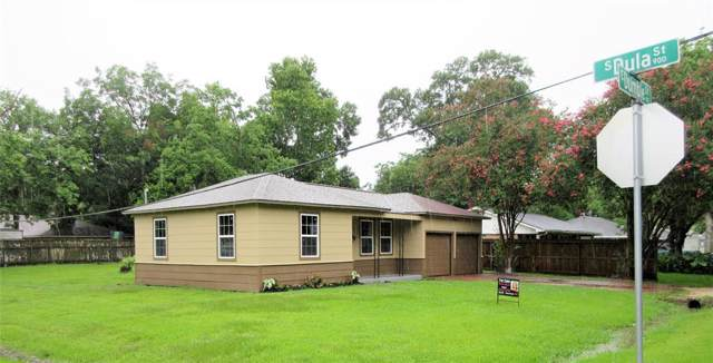 418 E Dumble Street, Alvin, TX 77511 (MLS #30117713) :: Guevara Backman