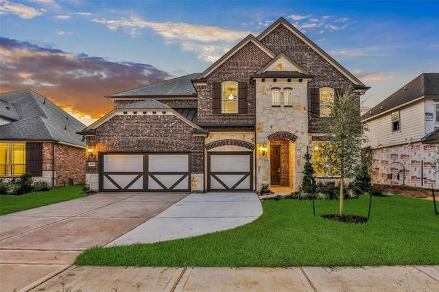 4628 Fisher Drive, Pearland, TX 77584 (MLS #30124135) :: Connect Realty