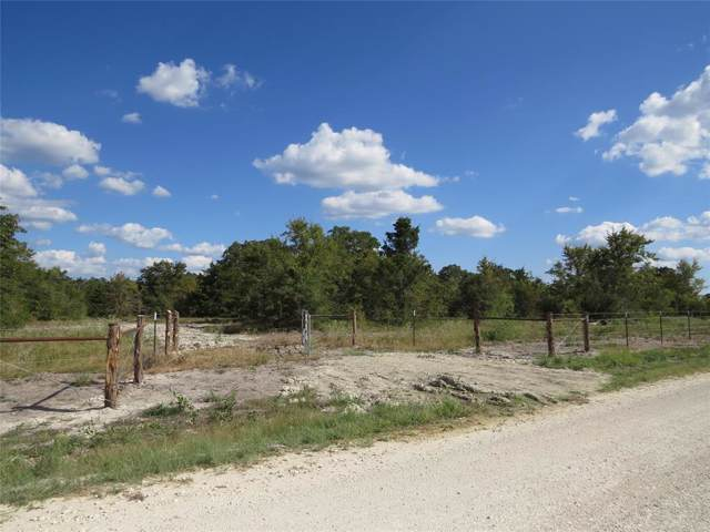 20 ACRES, TRACT 5 Cr 180, Anderson, TX 77830 (MLS #30134222) :: TEXdot Realtors, Inc.