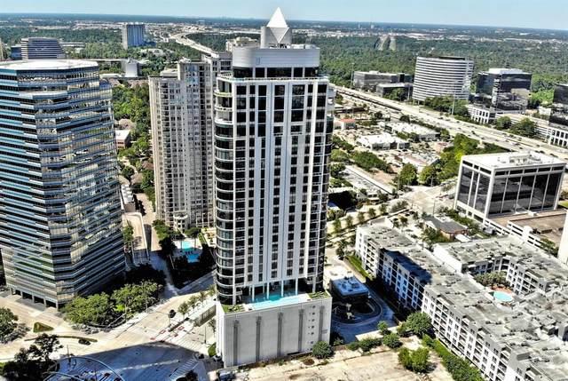 1409 Post Oak Boulevard #1303, Houston, TX 77056 (MLS #30144395) :: Caskey Realty