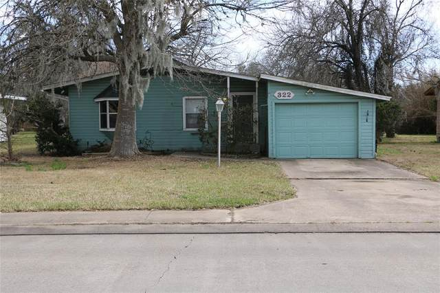 322 Circle Way Street, Lake Jackson, TX 77566 (MLS #30148467) :: Guevara Backman