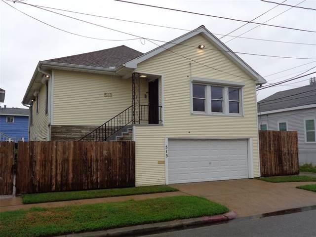 513 9th Street, Galveston, TX 77550 (MLS #30155666) :: JL Realty Team at Coldwell Banker, United