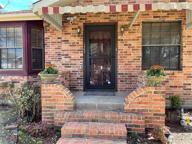223 Sidney Street, Houston, TX 77003 (MLS #30156112) :: My BCS Home Real Estate Group