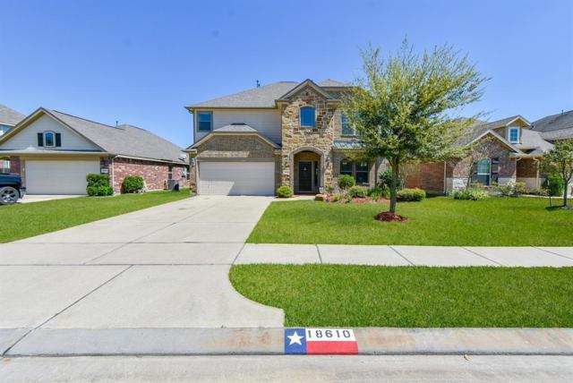 18610 Bristol Point Lane, Tomball, TX 77377 (MLS #30156555) :: KJ Realty Group