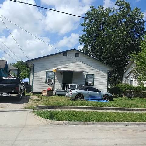 6717 Avenue H, Houston, TX 77011 (MLS #30164443) :: Texas Home Shop Realty