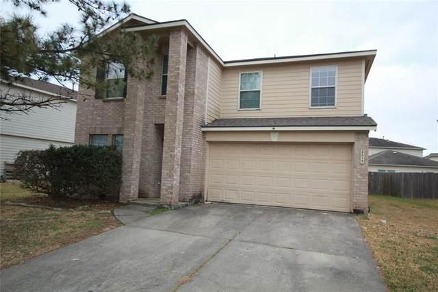 2615 Knoll Shadows Lane, Katy, TX 77449 (MLS #30173424) :: Giorgi Real Estate Group