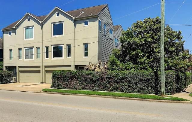 1102 Patterson Street, Houston, TX 77007 (MLS #30173472) :: Giorgi Real Estate Group
