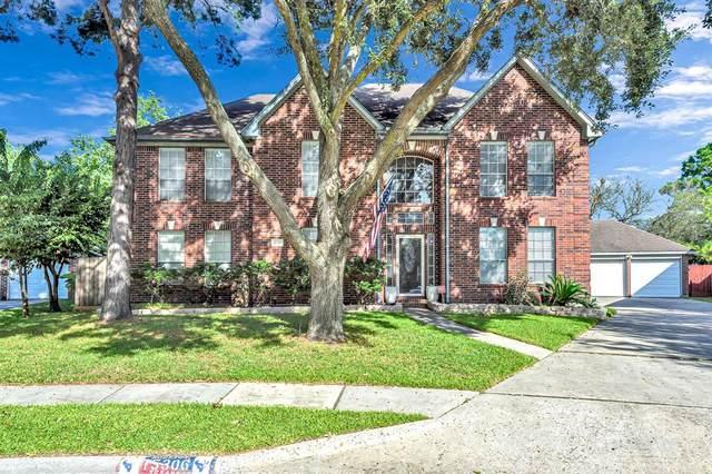 15306 Baber Court, Houston, TX 77095 (MLS #30176003) :: Texas Home Shop Realty