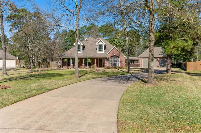 12514 Stallion Court, Magnolia, TX 77354 (MLS #30177180) :: The Andrea Curran Team powered by Styled Real Estate