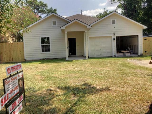 916 Ammons St Street, South Houston, TX 77587 (MLS #30183940) :: The Heyl Group at Keller Williams