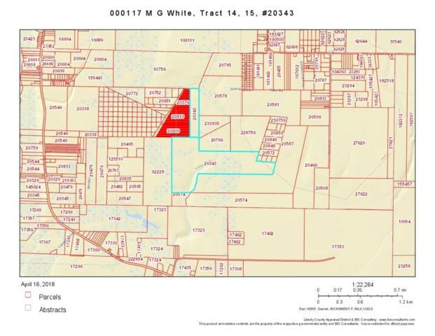 Tract 14, 15, 246 West Of Ameswood, Liberty, TX 77575 (MLS #30186000) :: NewHomePrograms.com LLC