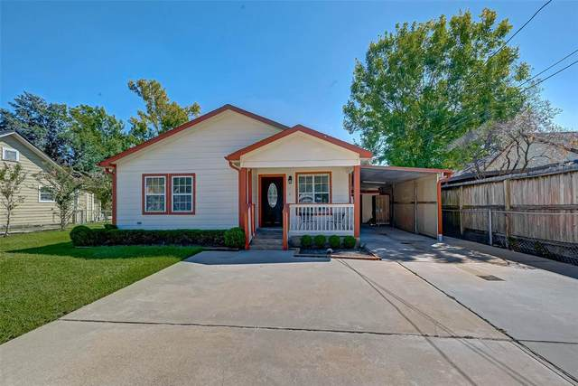 730 Dorchester Street, Houston, TX 77022 (MLS #30191147) :: Connect Realty