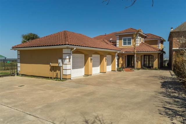 2670 E Bayshore Drive, Dickinson, TX 77539 (MLS #30193811) :: The Freund Group