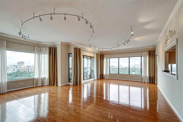 2001 Holcombe Boulevard #1301, Houston, TX 77030 (MLS #30199606) :: Connect Realty