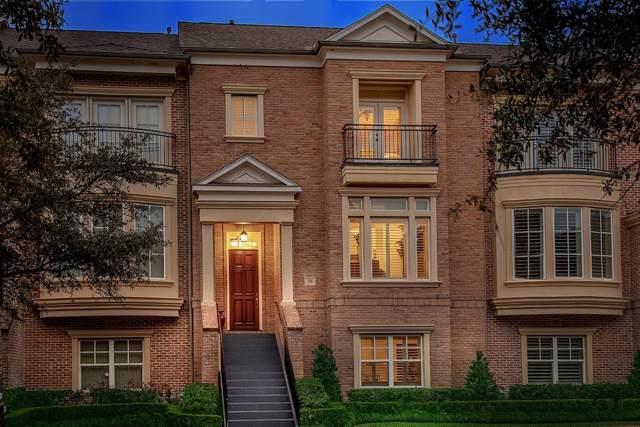 30 History Row, The Woodlands, TX 77380 (MLS #30207030) :: Ellison Real Estate Team