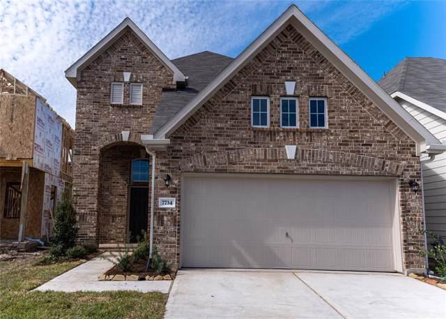 7734 Granite Terrace Lane, Houston, TX 77083 (MLS #30207253) :: The SOLD by George Team