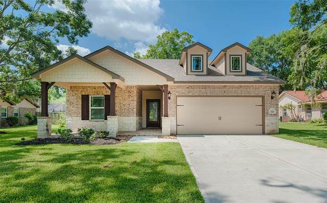 343 N Amherst Drive, West Columbia, TX 77486 (MLS #30213283) :: Michele Harmon Team