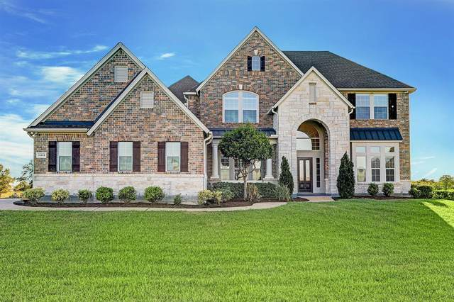 16418 Majestic Oaks Drive, Rosharon, TX 77583 (MLS #30213649) :: The SOLD by George Team