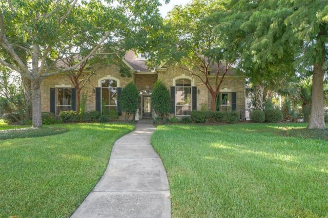 1607 Shoreline Court, Seabrook, TX 77586 (MLS #30232397) :: The SOLD by George Team