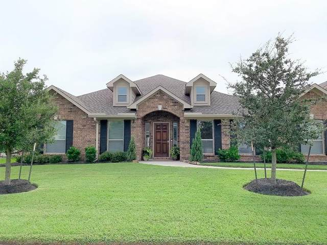 2410 Bisbee Road Road, League City, TX 77573 (MLS #3023410) :: The Home Branch