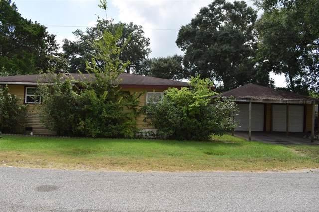 1223 W Willis Street, Alvin, TX 77511 (MLS #30234274) :: Phyllis Foster Real Estate