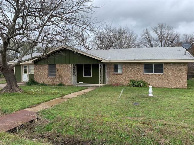 809 W Angeline Street, Groesbeck, TX 76642 (MLS #30238158) :: NewHomePrograms.com LLC