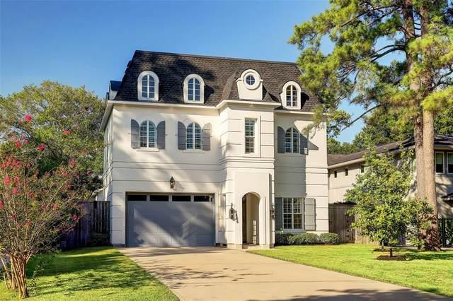 1466 Sue Barnnett Drive, Houston, TX 77018 (MLS #30245548) :: Caskey Realty