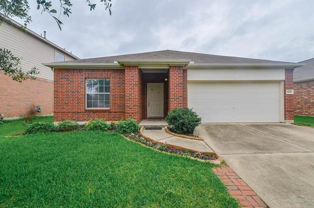 514 New Hope Lane, Katy, TX 77494 (MLS #30256361) :: Phyllis Foster Real Estate