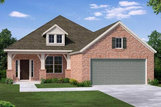 25434 Pirates One Drive, Tomball, TX 77375 (MLS #30263281) :: The Home Branch