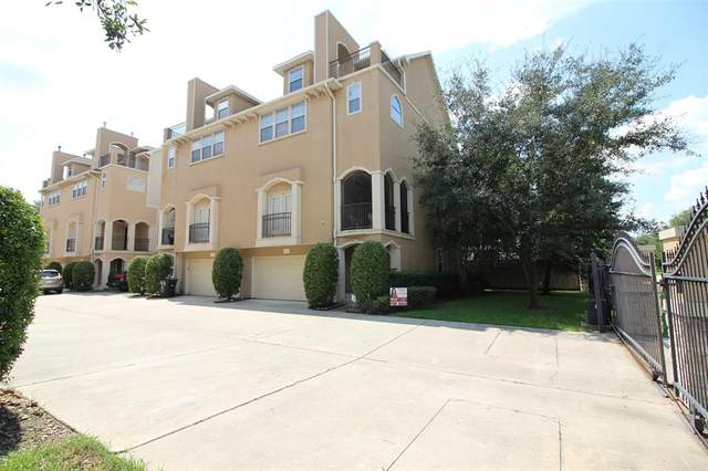 5631 Dolores Street A, Houston, TX 77057 (MLS #30264343) :: The SOLD by George Team
