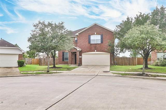 3302 Castle Manor Drive, Spring, TX 77386 (MLS #30265491) :: The SOLD by George Team