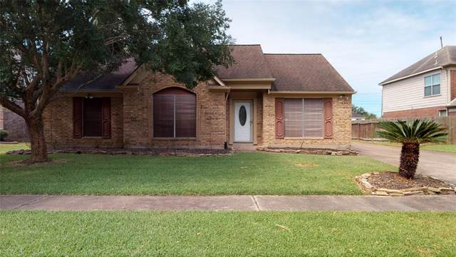 4006 Ivywood Drive, Pearland, TX 77584 (MLS #30270363) :: Ellison Real Estate Team