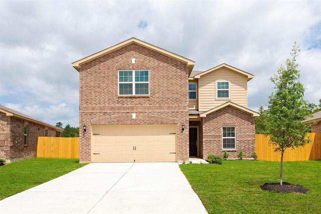 15243 Crescent Brookfield Drive, Humble, TX 77396 (MLS #30274393) :: The Sansone Group
