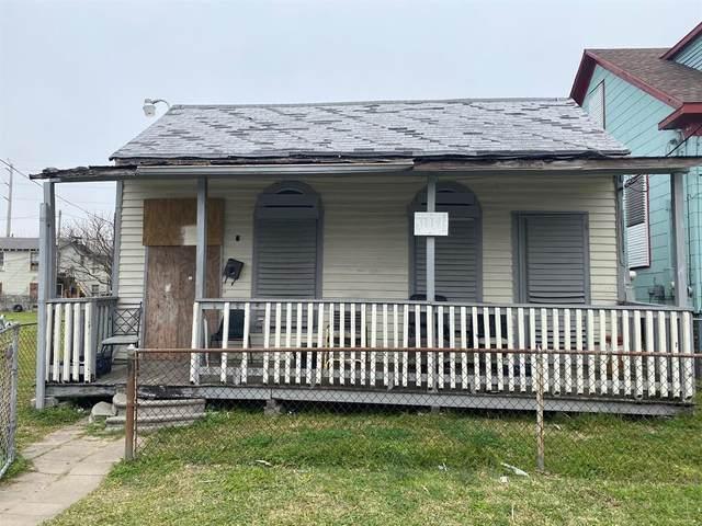 3714 Ball Street, Galveston, TX 77550 (MLS #30285817) :: Rachel Lee Realtor