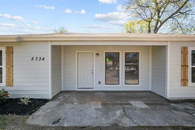 5734 Groveton Street, Houston, TX 77033 (MLS #30293145) :: The SOLD by George Team