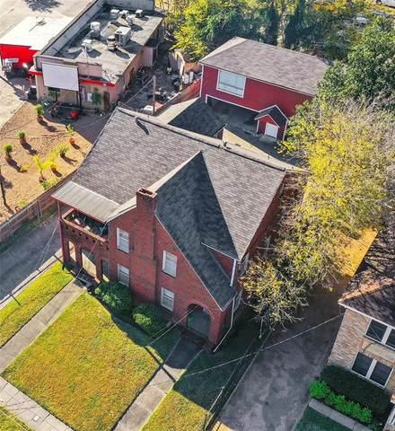 1826 Rosedale Street #4, Houston, TX 77004 (MLS #30296803) :: My BCS Home Real Estate Group