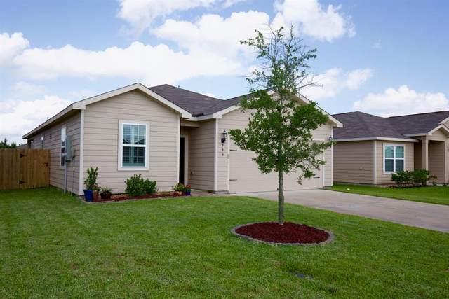 980 Lake View Circle W, Brookshire, TX 77423 (MLS #3029695) :: My BCS Home Real Estate Group