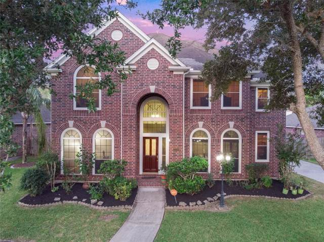 2208 Lakewind Lane, League City, TX 77573 (MLS #3030051) :: The Bly Team