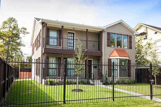 1452 Pearson Street, Houston, TX 77023 (MLS #30306771) :: The Wendy Sherman Team
